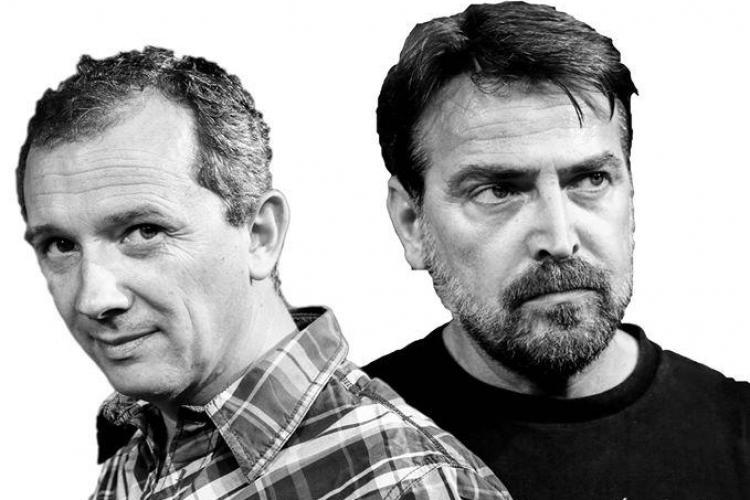 Spectacol cu Ioan Isaiu și Sorin Misirianțu, la Festivalul Internațional de Teatru de la Turda