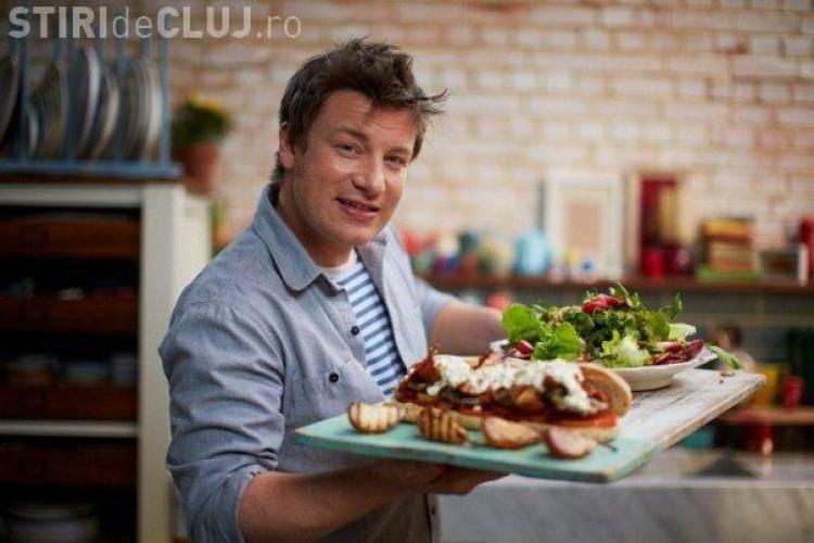 Ce metodă de slăbit are Jamie Oliver