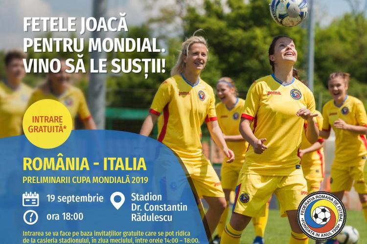 CONCURS: Susține naționala de fotbal feminin și câștigă! Vezi ce premii sunt puse la bătaie și cum le poți primi