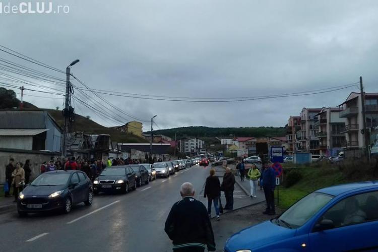 """Primarul din Florești crede că blocajul rutier de vineri a fost o """"făcătură"""""""