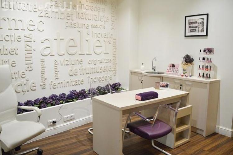 Atelierul de Frumuseţe Farmec din Cluj-Napoca și-a extins paleta de servicii (P)