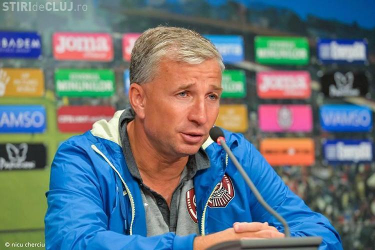 Ce spune Dan Petrescu despre acuzațiile că CFR a primit prea multe penalty -uri