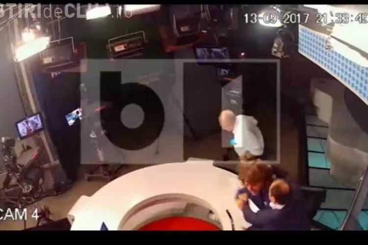 VIDEO cu momentul în care Mihai Goțiu a fost bătut de Mirel Palada
