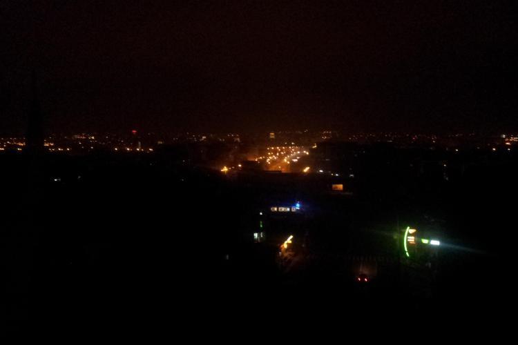 Avarie electrică în Florești. Electrica: Până la ora 22.30 avaria era rezolvată