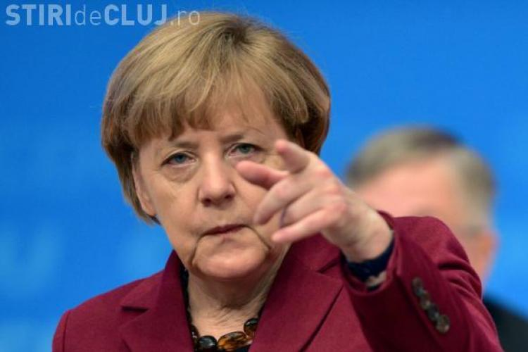 Merkel cere schimbarea regulilor FIFA și UEFA