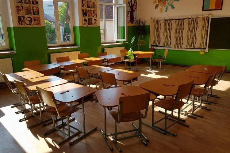 Școlile și grădinițele din Florești i-au întâmpinat pe elevi - FOTO