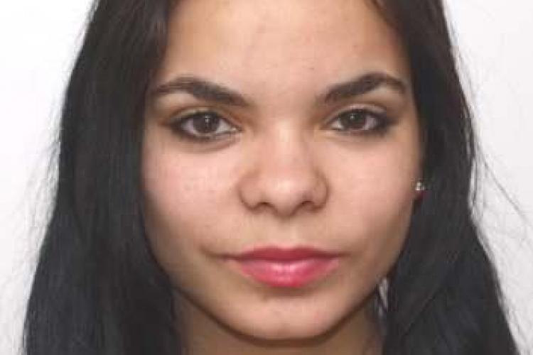 Unde era tânăra din Huedin dată dispărută de familie - FOTO