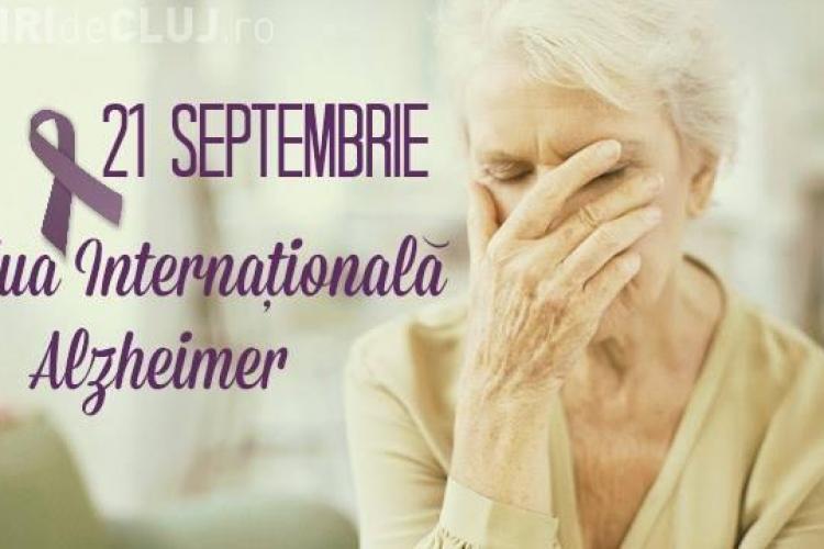 Campanie gratuită de testare a memoriei, de Ziua Internațională Alzheimer, la Cluj