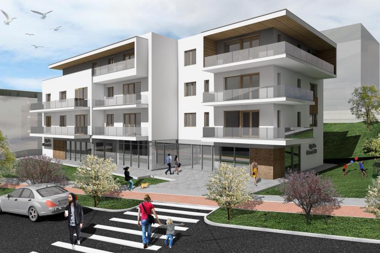 Gardenia Residence - cel mai nou concept imobiliar dezvoltat de către Gross & Gross Construct S.R.L. prin compania Meir Invest SRL (P)