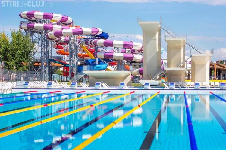 Aquaparkul din Oradea a înregistrat profit din primul an de funcţionare