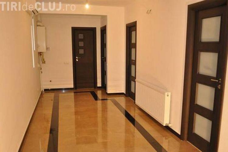 Câte apartamente s-au vândut în Cluj în 2017