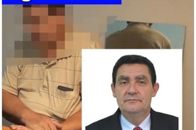 Profesorul UTCN Cluj, Ioan Ardelean, reținut pentru mită, a fost suspendat - VIDEO