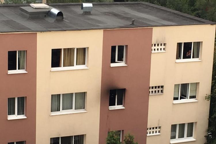 Incendiu în Gheorgheni. Au ars icoane de patrimoniu în valoare de un milion de lei - FOTO
