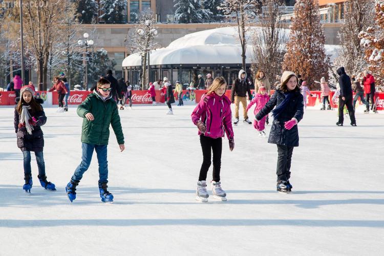 Floreștiul va avea un patinoar în această iarnă