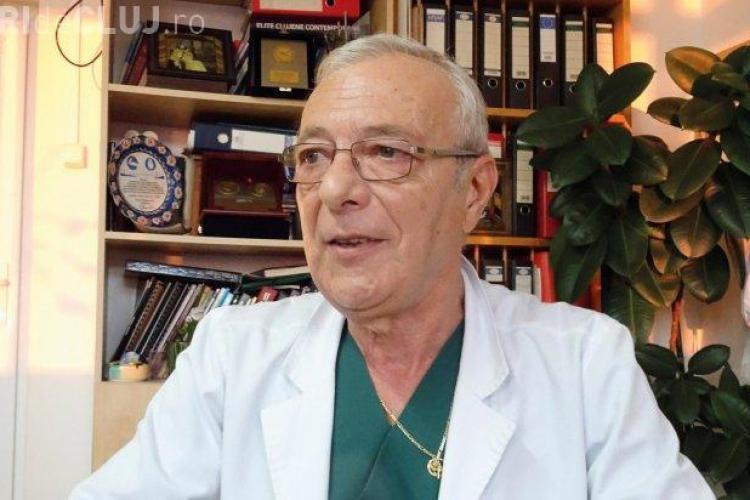 Cluj: Reacţia chirurgului Alexandru Georgescu, acuzat că a operat degetul greșit