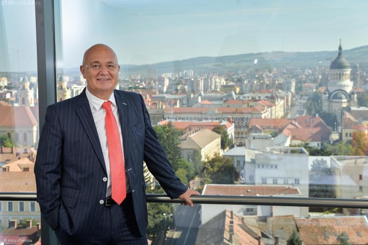 Propunerile lui Metz pentru Cluj: Metrou și blocuri cu 40-50 de etaje