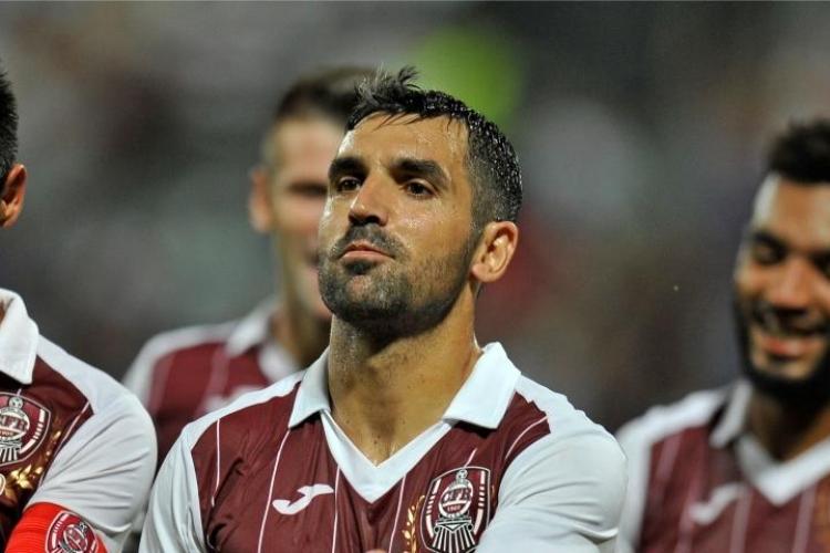 Astra Giurgiu - CFR Cluj 2-3. Meci dominat și cu penalty neacordat