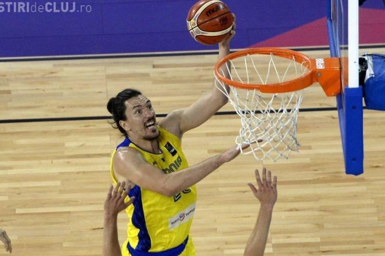 EuroBasket la Cluj: Spania a făcut instrucție cu România