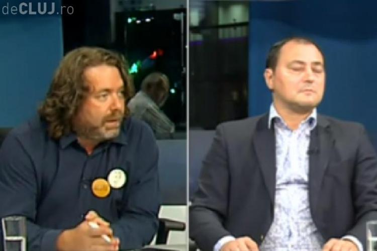 Reacție halucinantă a unui politician, după ce Mihai Goțiu a fost bătut de Mirel Palada: Așa merită toți trădătorii!