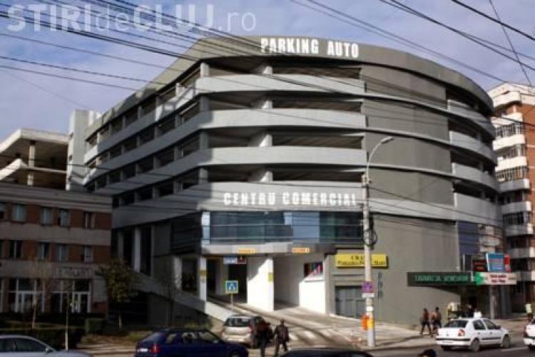 Parking Marasti (Parcare Mărăști) situat pe Calea Dorobantilor 105