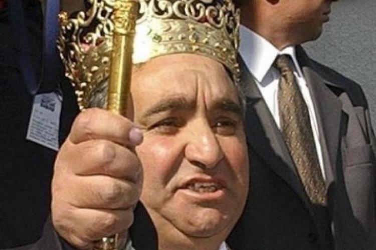 Regele Cioabă, reținut pentru 24 de ore