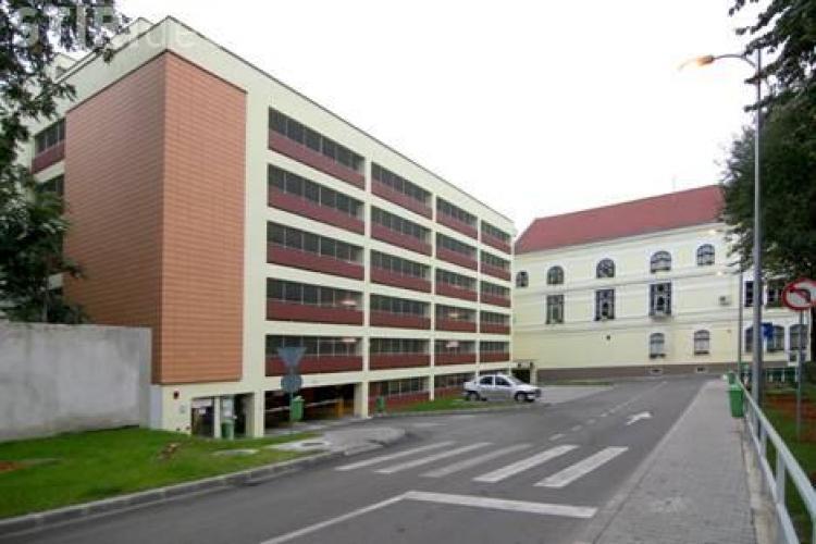 Parking Primarie (Parcare Primărie), în Piata Lucian Blaga - Tarife și locuri
