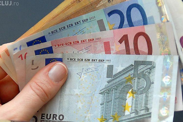 Cât va fi euro în decembrie