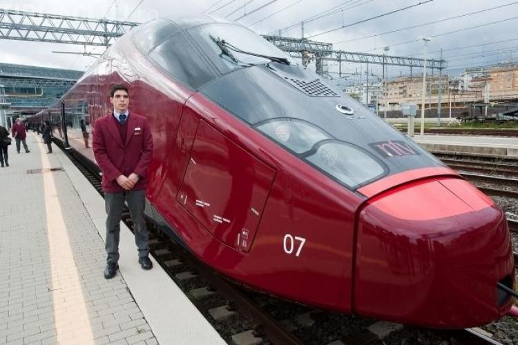Ungaria vrea să lanseze un tren de mare viteză pe ruta Budapesta - Cluj - Bucureşti