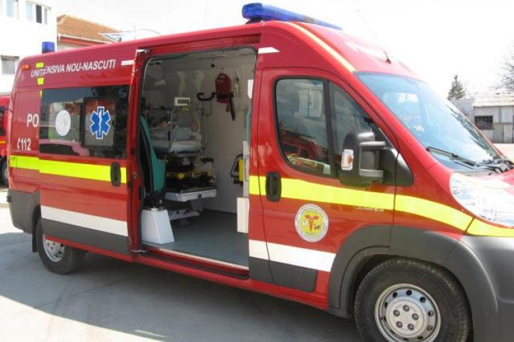 Cluj: Un elev de 8 ani a murit în timpul unei pauze