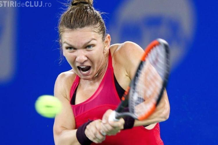 """Simona Halep va juca din nou cu Sarapova. Reacția sportivei: """"Domnul Țiriac mi-a zis asta"""""""