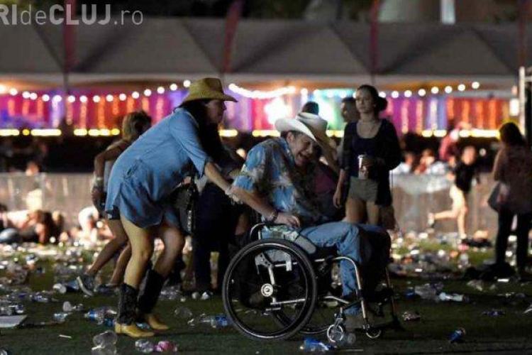 S-a ajuns la 50 de morți la atacul din Las Vegas. Sunt peste 400 de răniți / UPDATE