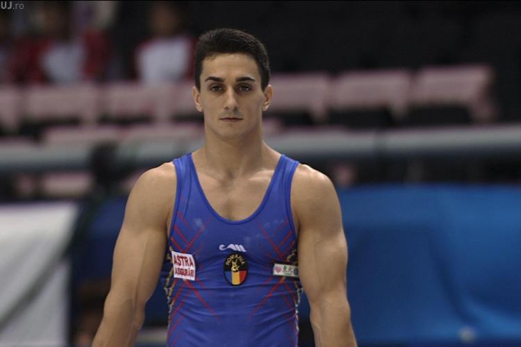 Marian Drăgulescu a luat locul 4 la Campionatele Mondiale de gimnastică de la Montreal