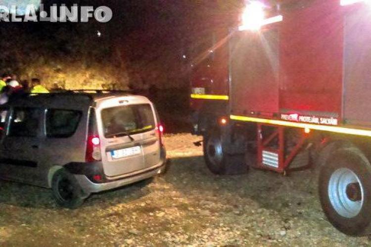 CLUJ: O femeie a reușit să-și bage în spaimă un sat întreg, după ce a amenințat că se ucide! Pompierii au căutat-o ore în șir