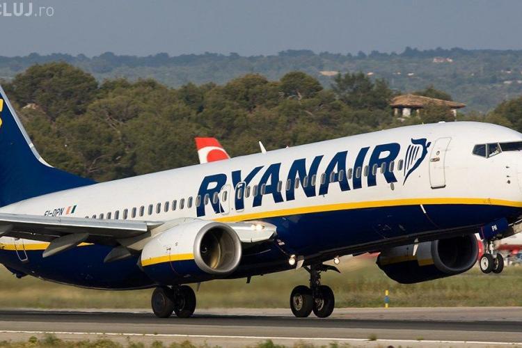 Ryanair are zeci de mii de zboruri anulate. 400.000 de pasageri sunt afectați