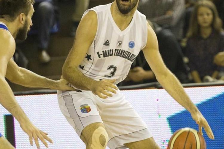 U-BT Cluj a debutat cu succes la FIBA Europe Cup! Clujenii i-au învins pe turcii de la Istanbul BBSK