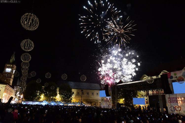FESTIVALUL CASTANELOR 2017: Două week-enduri cu evenimente deosebite la care au participat mii de oameni FOTO