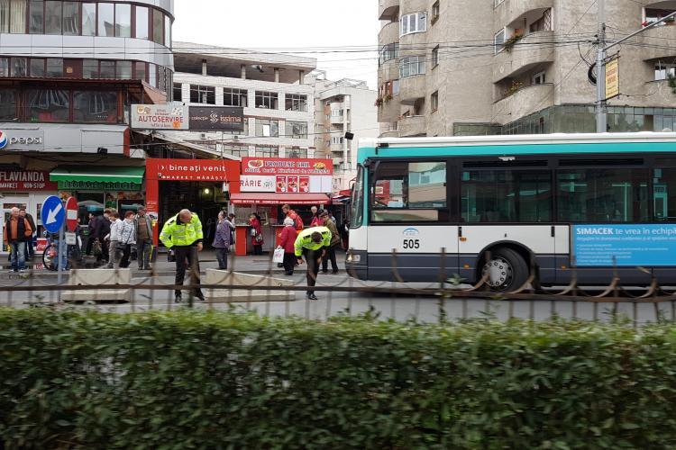 Autobuzele din Cluj-Napoca sunt rulate la maxim! Numai vineri, 6 octombrie, două s-au defectat - FOTO