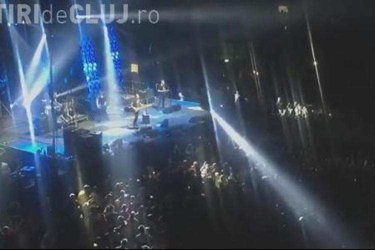 Record de spectatori la Sala Polivalentă, la concertul lui Sting! Peste 10.000 de persoane au participat VIDEO