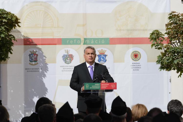 Ce promisiune le-a făcut premierul ungar Viktor Orban maghiarilor din Transilvania