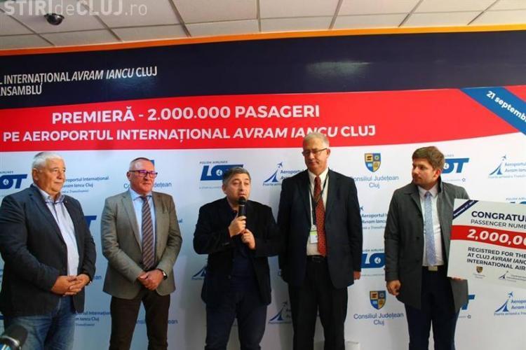 """Sindicatul de la Aeroportul Cluj intervine în """"războiul"""" schimbării """"peste noapte"""" a lui David Ciceo"""