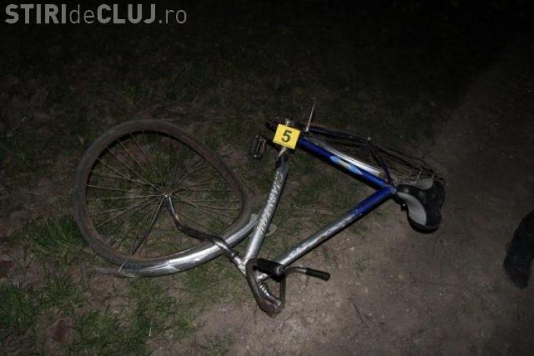 Biciclist rănit de o șoferiță la Dej. A încercat să îl depășească