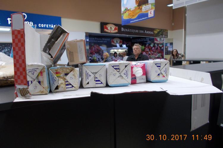 Cluj: Hypermarketuri din Cluj amendate cu 14.000 de lei