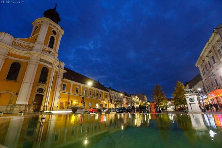 Internet wireless gratuit în 24 de puncte publice din Cluj-Napoca. Vezi unde te poți conecta