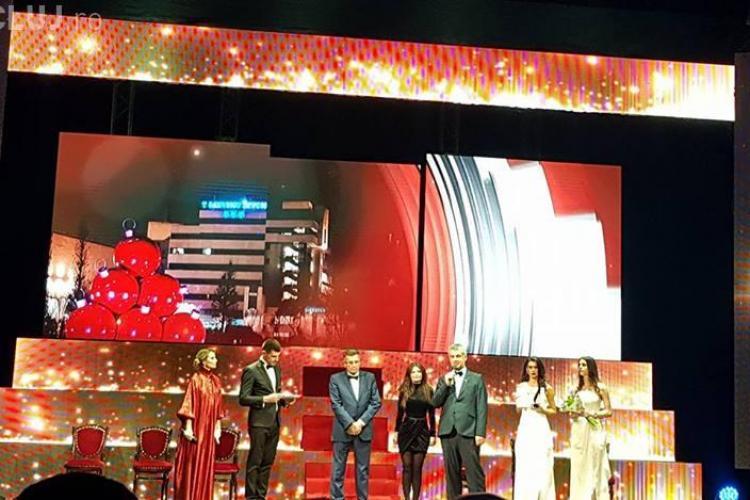 Univers T, premiat la Gala Media de Excelență