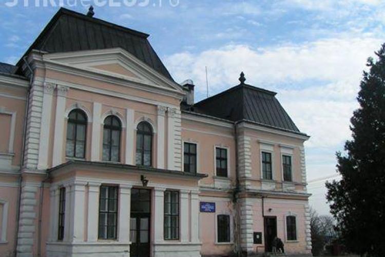 CLUJ: Castelul Banffy, din Răscruci, se modernizează din fonduri europene