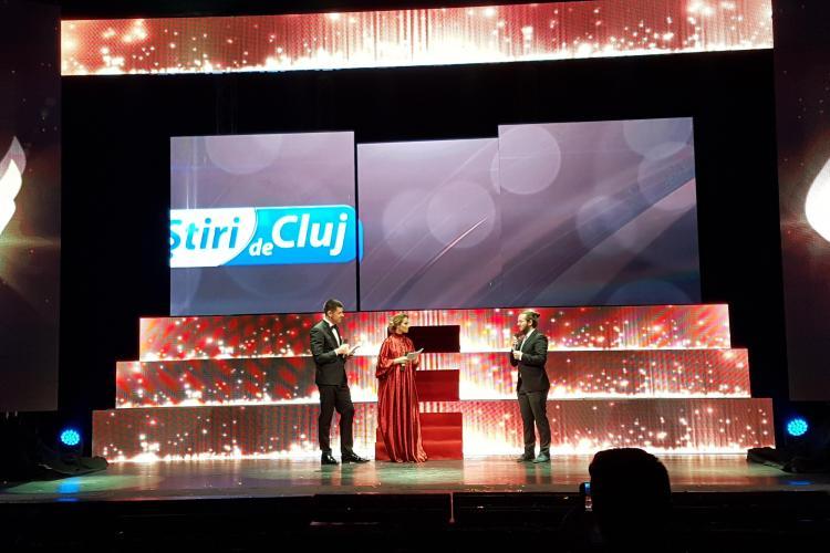 Asociația Alfa Grup premiată la Gala Premiilor Media de Excelență 2017 - VIDEO