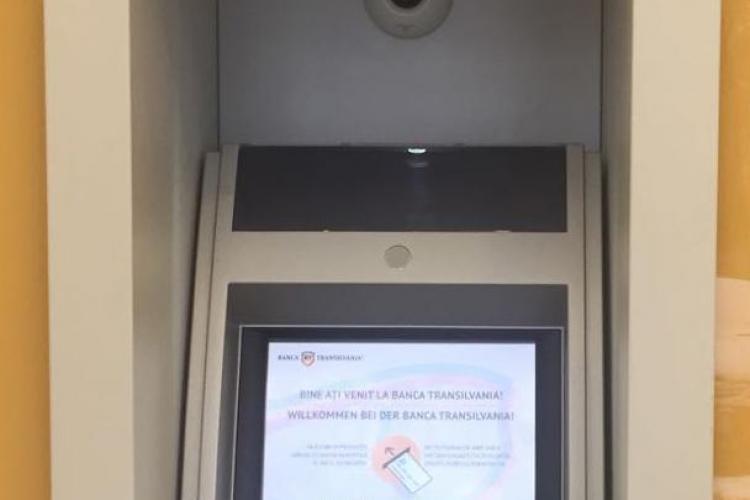 Banca Transilvania: Peste 100.000 de depuneri de numerar/luna, prin bancomatele multifunctionale