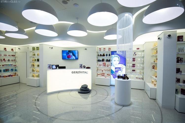 Reţeaua magazinelor Gerovital a ajuns la 11 puncte de vânzare, la numai 1 an de la inaugurarea primului magazin (P)