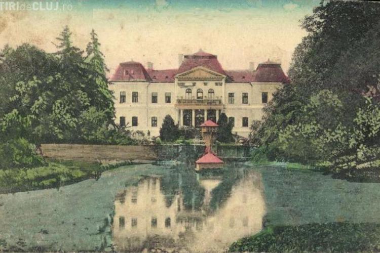 Castelul Banffy din Răscruci, refăcut cu fonduri europene