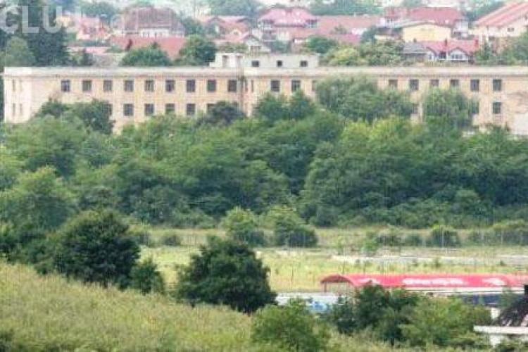 Terenul viitorului Spital Regional de Urgență de la Cluj a trecut în administrarea Ministerului Sănătății